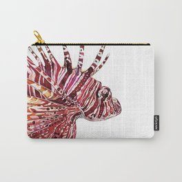 Ocean Dream - Lion Fish Carry-All Pouch