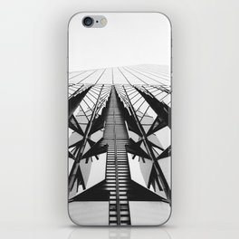 To the Limit - World Trade Center - NYC iPhone Skin