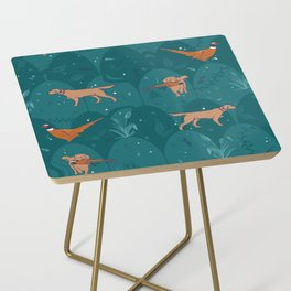 bird dogs Side Table