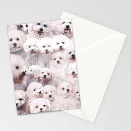 Bichons Stationery Cards