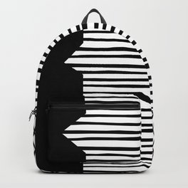 Geoetric Patchwork Backpack