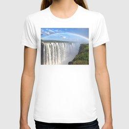 Victoria Falls , Africa, Zambia, Zimbabwe T-shirt