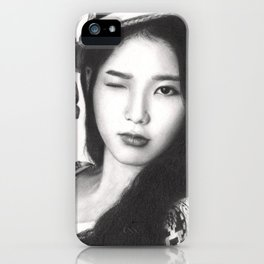 IU iPhone Case