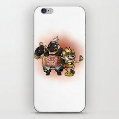 Roadhog & Junkrat iPhone & iPod Skin