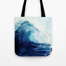 Waves II Tote Bag