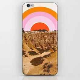 Alentejo Rainbow iPhone Skin