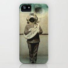 the diving bell Tuba quintet iPhone (5, 5s) Slim Case