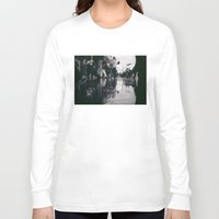 it crowd Long Sleeve T-shirts featuring crowd by Julia Aufschnaiter
