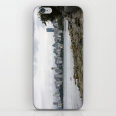 Vancouver City Skyline iPhone & iPod Skin