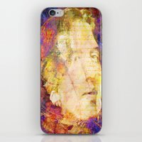 oscar wilde iPhone & iPod Skins featuring Oscar Wilde by Ganech joe