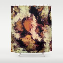 Chasm Shower Curtain