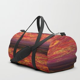 Lake of fire Duffle Bag
