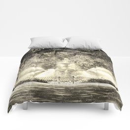 Savannah Flea Market Comforters
