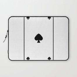 poker card Laptop Sleeve