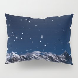 At the roof of the world Pillow Sham