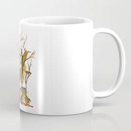 De Oro como Sangrado Estelar Coffee Mug