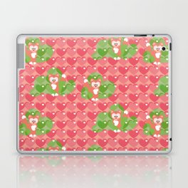 Heart and Foxes Laptop & iPad Skin