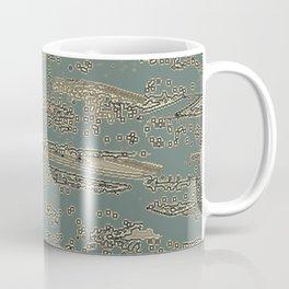 Kimono Willow Coffee Mug