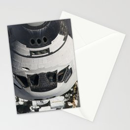 437. Endeavour's Rendezvous Pitch Maneuver Stationery Cards