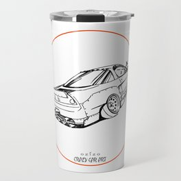 Crazy Car Art 0191 Travel Mug