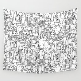 Cool as a Cactus Wall Tapestry