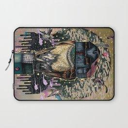 The Barn Owl Fortune Teller Laptop Sleeve