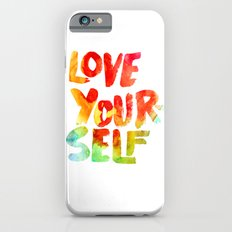 Love Slim Case iPhone 6s
