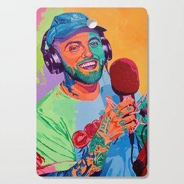 Mac Miller Cutting Board