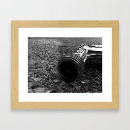 Heavy Duty.  Framed Art Print