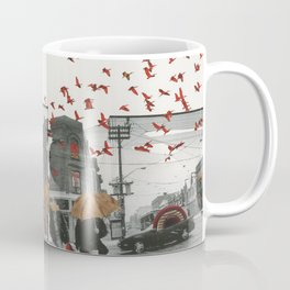 A Winter Afternoon Coffee Mug