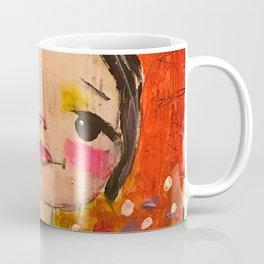 parisian girl Coffee Mug