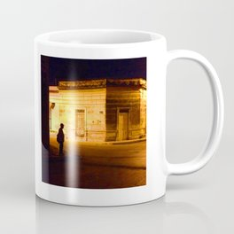 Man in Black Coffee Mug