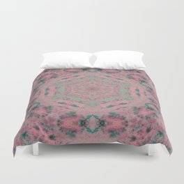 Fractalized Expressionism - III Duvet Cover