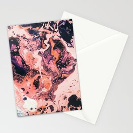 Paint Puddle #21 Stationery Cards