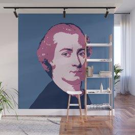 Immanuel Kant Wall Mural