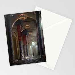 Temple Stationery Cards