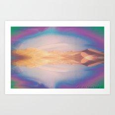 Arabia Art Print