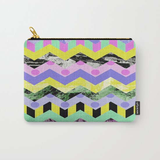 Zig This & Zag That! Carry-All Pouch
