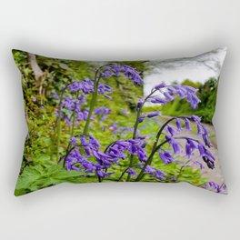 Little Goonreeve Farm - Bluebells Rectangular Pillow