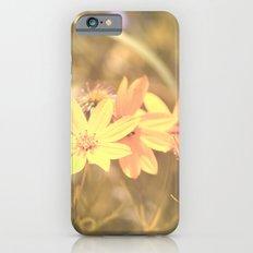 We Grew Wild in the Summer Sun  iPhone 6s Slim Case