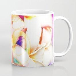 Yoga Om Frangipani Pagoda Flower Coffee Mug