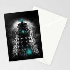 Shadow Of The Dalek Stationery Cards