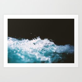 Soaked II Art Print