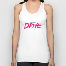 Drive (Classic) Unisex Tank Top
