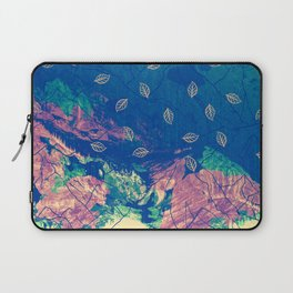 Abstract nature in the mountains Laptop Sleeve