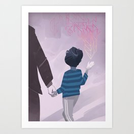 Gifted Art Print