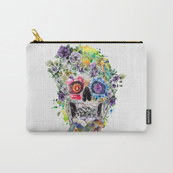 SKULL NI Carry-All Pouch