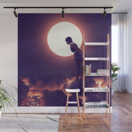 Summer Nights Wall Mural