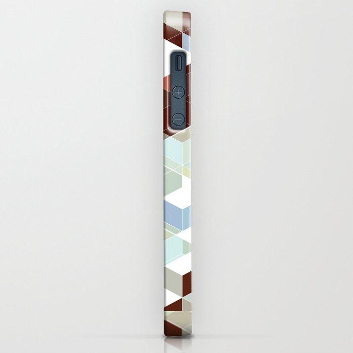 SAMMAL design - winter bricks iPhone Case