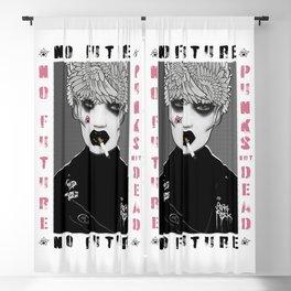 No Future 3 Blackout Curtain